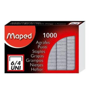 Punti Metallici Maped 6/4 fino a 12 fogli