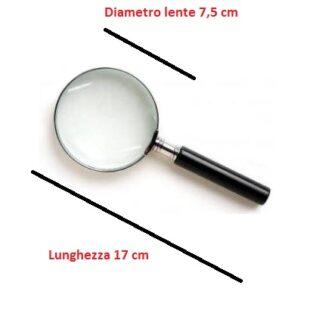 Lente Ingrandimento SIAM 7.5 cm
