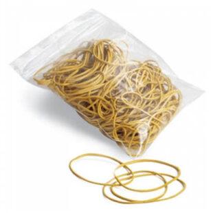 elastici in gomma gialla dimetro 50