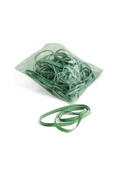 fettucce in gomme verde diametro 150