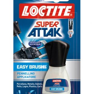 COLLA SUPER ATTAK EASY BRUSH LOCTITE - 5g