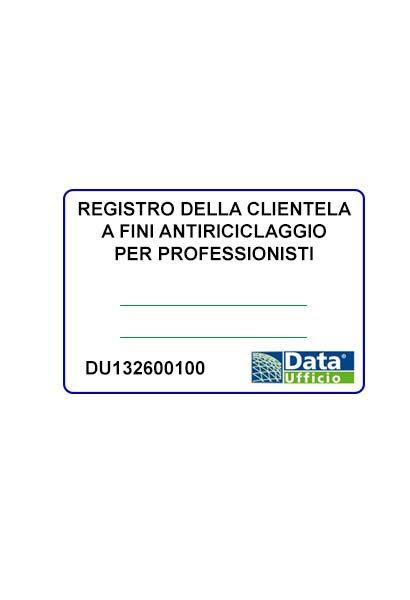 registro antiriciclaggio per professionisti