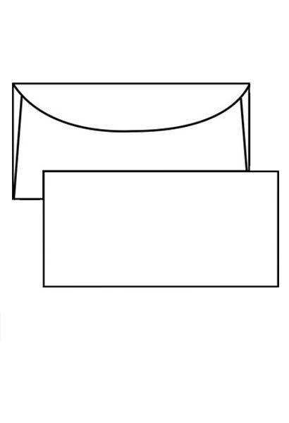 Busta commerciale 11x23cm