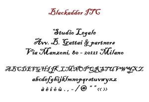 Blackadder ITC