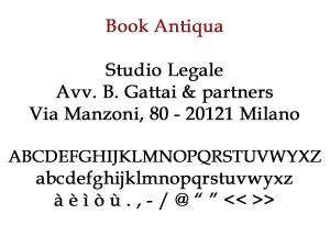 Book Antiqua