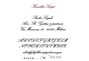 Kunstler Script