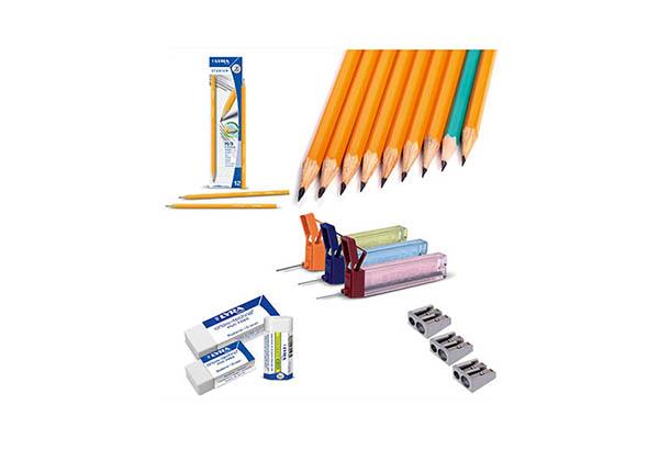 matite, mine e affini